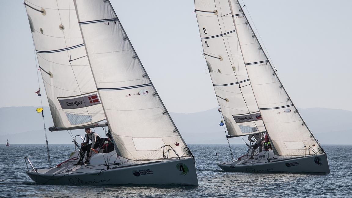 European MR Tour  •「Match Race」•  Šibenik, Final Flight Match 1