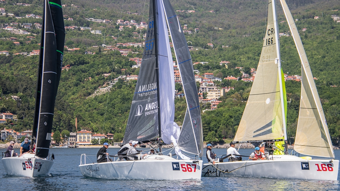 Two Lions Challenge •「Melges 24」• subota