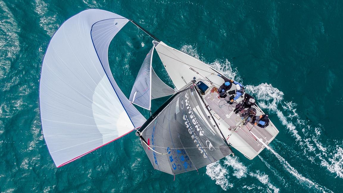 CRO Sailing Series Biograd •「Melges 24」• subota