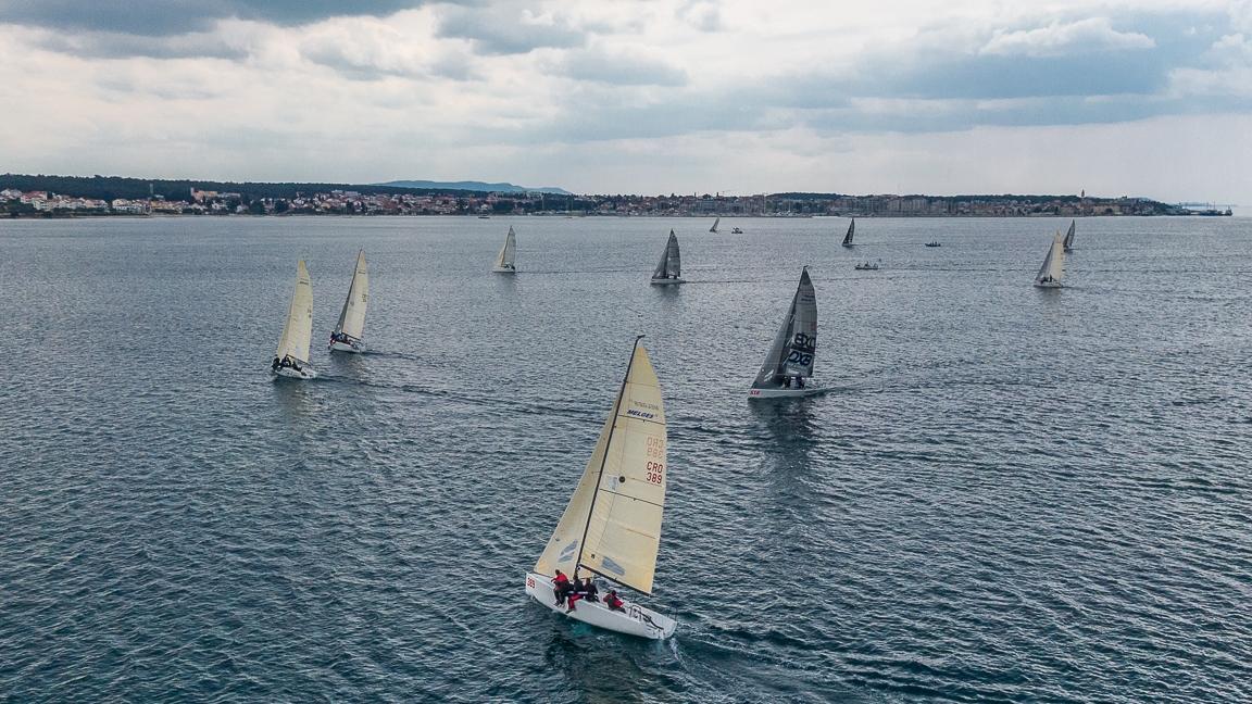 CRO Sailing Series Biograd •「Melges 24」• nedjelja